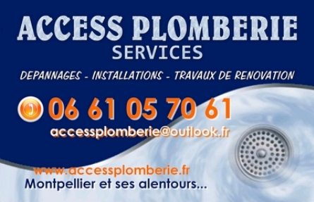 Access plomberie chauffage climatisation