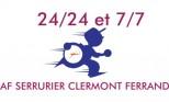 AF SERRURERIE CLERMONT FERRAND URGENCE 63