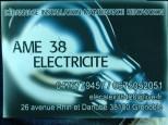AM Électricien - 04 82 53 33 70