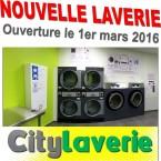 City Laverie - Maisons-Neuves
