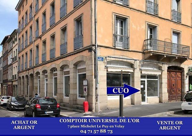 Comptoir universel de l 39 or le puy en velay - Comptoir universel de l or ...