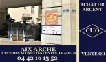 COMPTOIR UNIVERSEL DE L'OR AIX ARCHE