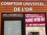 COMPTOIR UNIVERSEL DE L'OR GAP