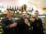 De la vigne à l'olivier