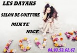 Les Dayaks Coiffure