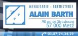 Menuiserie Alain Barth
