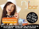 Code Bar à Beauté Centre de Bronzage et Esthétique avec UV illimité 29,90€/mois