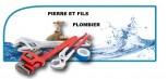 PIERRE ET FILS ( PLOMBIER )